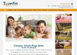 Website design Edinburgh and Linlithgow